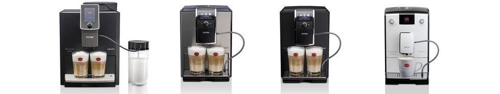 Švýcarské automatické kávovary Nivona